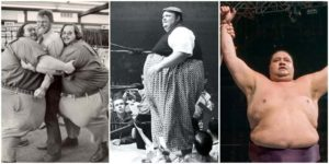 The 10 Heaviest Wrestlers of All Time