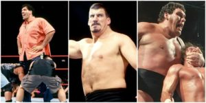 The 10 Tallest WWE Wresters of All Time