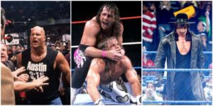 The 10 Greatest 90s Wrestlers